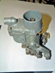 New Carburettor Ford 100E